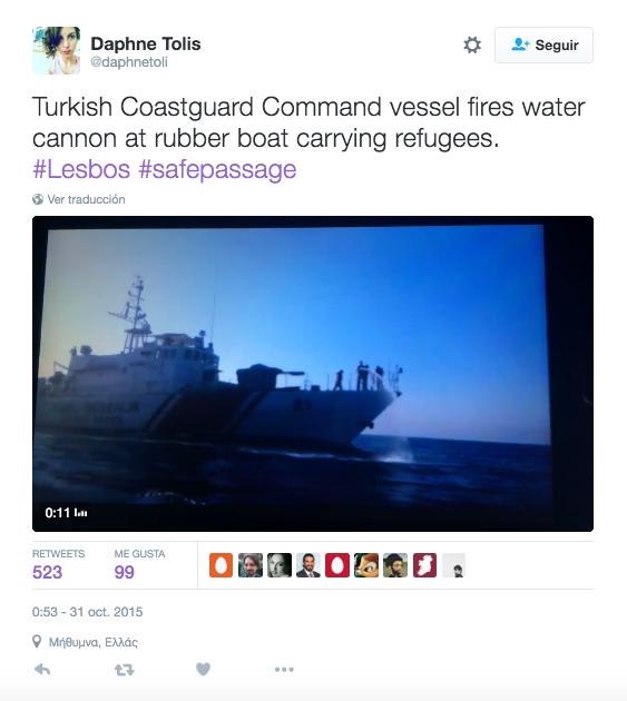 disparan-refugiados-lesbos
