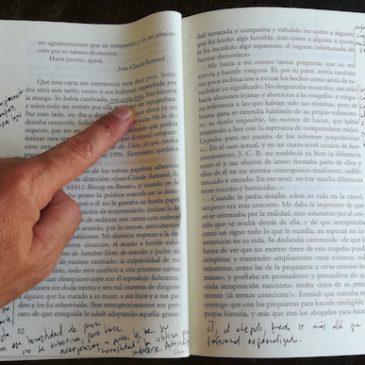 Inopia y fascinación en la autoficción de Carrère