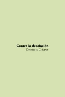 Contra la desolación